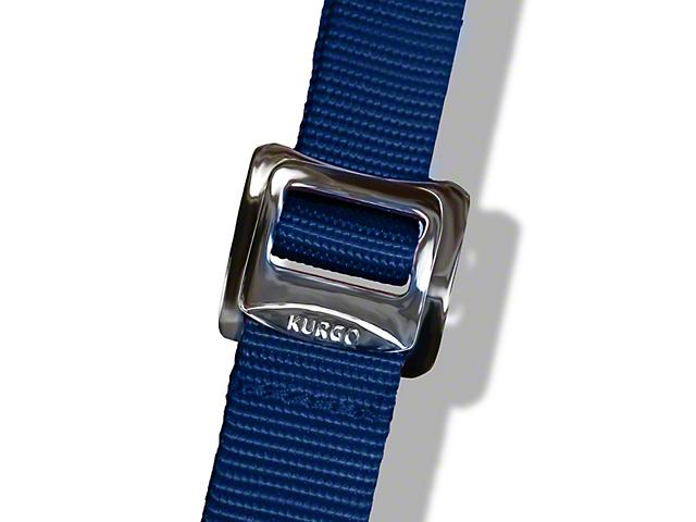 Go-Tech Adventure Dog Harness - Coastal Blue