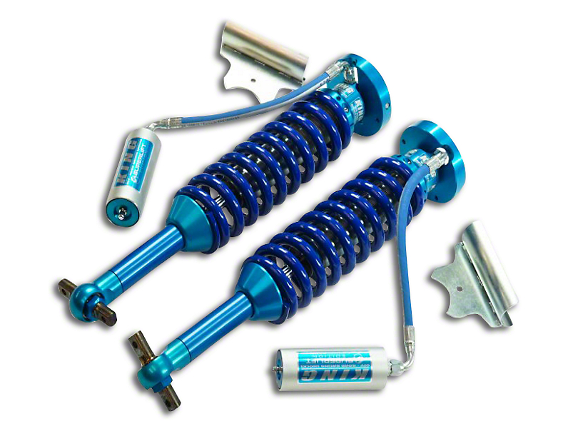 SuperLift King Front Coilover Shocks for 8 in. Lift (07-18 Silverado 1500)