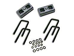 SuperLift 2-Inch Rear Lift Block Kit (07-18 Silverado 1500)