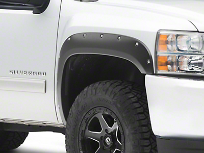 SuperLift Bolt Style Fender Flares (07-13 Silverado 1500)