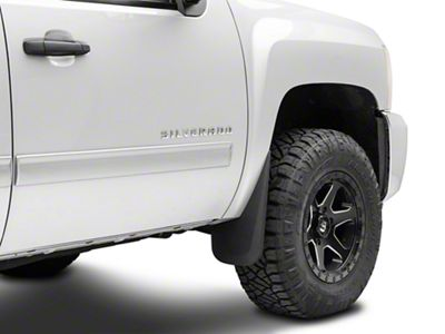 Husky Liners Front Mud Guards Fits 99-07 Silverado 1500 w// OE Flares