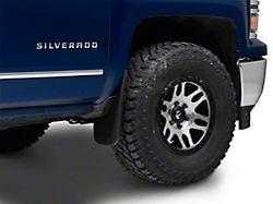 Husky Front & Rear Mud Guards (14-18 Silverado 1500)