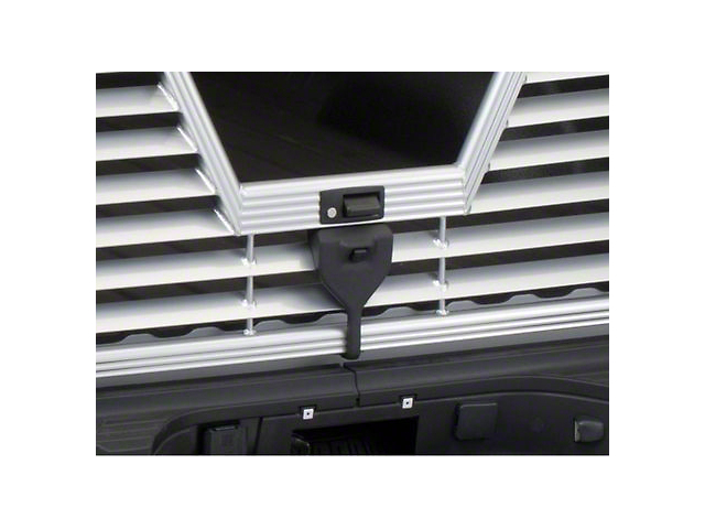 Husky 5th Wheel Tailgate Back Up Camera Mount (14-18 Silverado 1500 High Country, LT & LTZ)
