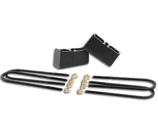 ReadyLIFT 3 in. Rear Block Lift Kit (99-18 Silverado 1500)