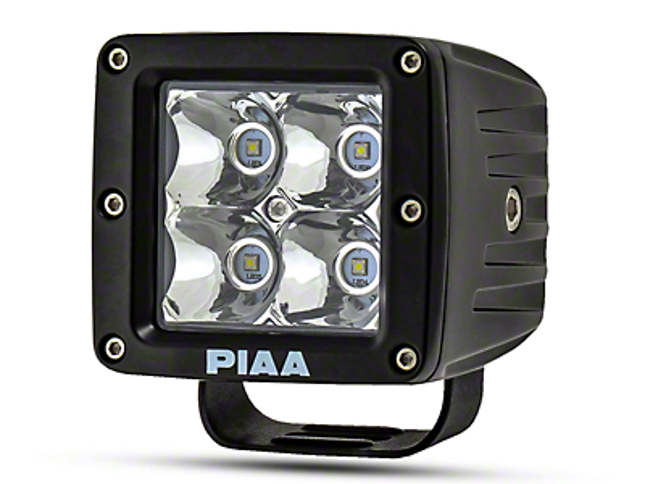 PIAA 3 in. Quad Series LED Cube Light - Spot Beam