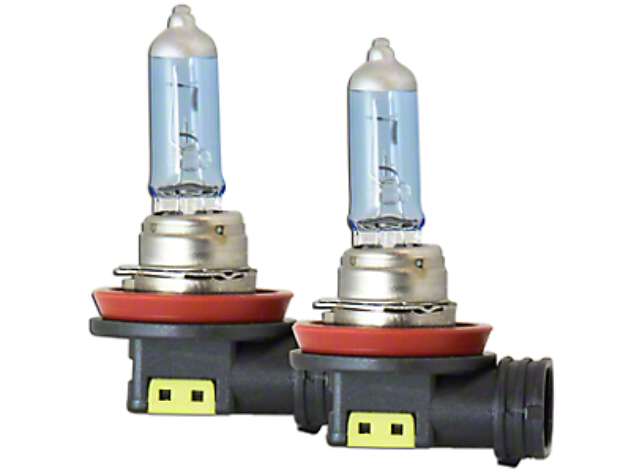PIAA Xtreme White Hybrid Fog Lights Bulbs - H11 (07-15 Silverado 1500)