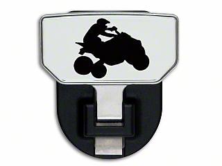 Carr HD Hitch Step w/ Quad Logo (07-18 Silverado 1500)