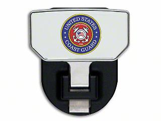 Carr HD Hitch Step w/ US Coast Guard Logo (07-18 Silverado 1500)