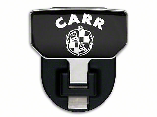 Carr HD Hitch Step w/ CARR Logo (99-18 Silverado 1500)