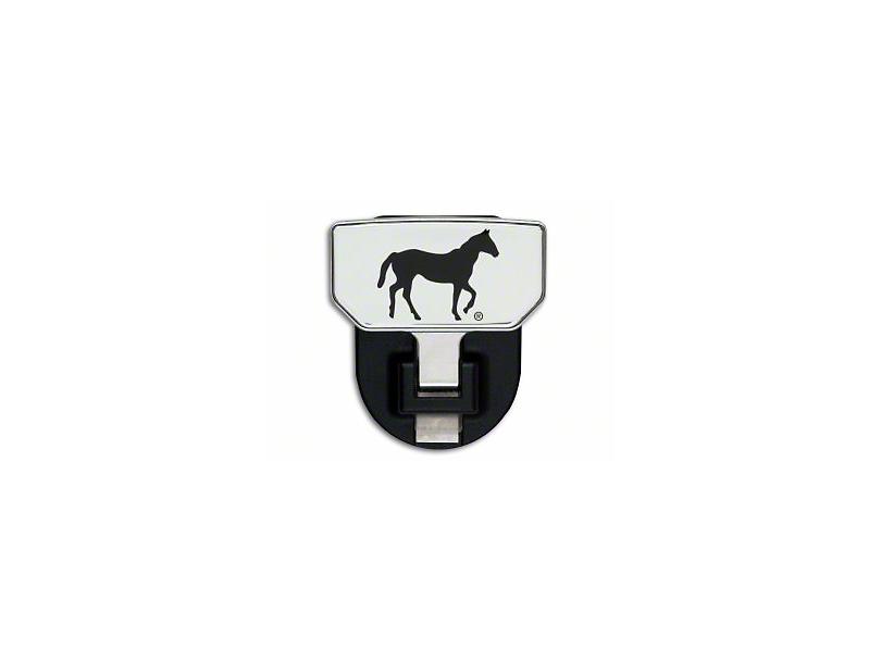 Carr HD Hitch Step w/ Horse Logo (99-18 Silverado 1500)