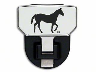 Carr HD Hitch Step w/ Horse Logo (07-18 Silverado 1500)