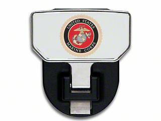 Carr HD Hitch Step w/ U.S. Marines Logo (99-18 Silverado 1500)