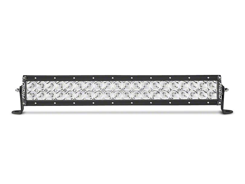 Rigid Industries 20 in. E Series LED Light Bar - Flood Beam