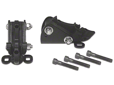 Rigid Industries Adapt Stealth Mount Bracket Kit (07-18 Silverado 1500)