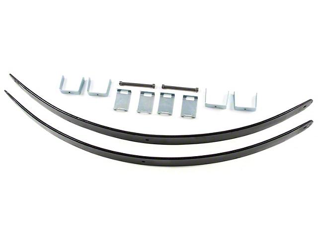 Zone Offroad Rear Add-A-Leaf Kit (07-18 Silverado 1500)