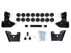 Zone Offroad 1.50-Inch Body Lift Kit (14-15 Silverado 1500)