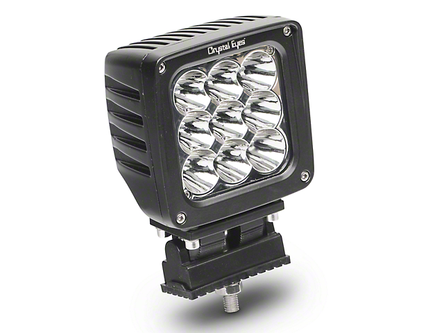 Alteon 4 in. Work LED Cube Light - 25 Degree Spot Beam