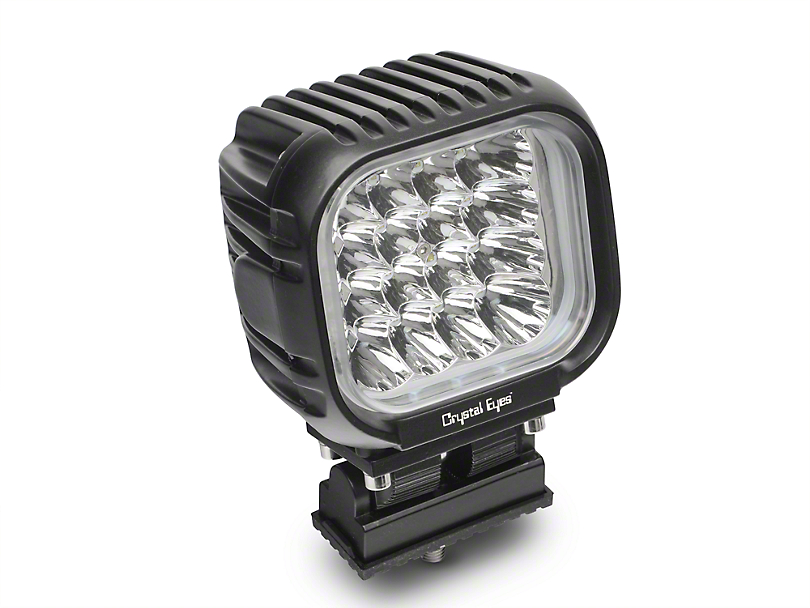 Alteon 5 in. Work LED Cube Light - 30 Degree Flood Beam