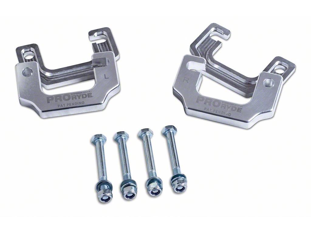ProRYDE 0.875-1.75 in. Adjustable Front Leveling Kit (07-18 Silverado 1500)