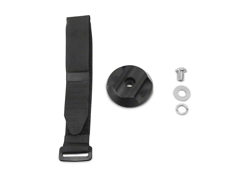 KC HiLiTES Cyclone Tube Mount Adapter for 1.75-3 in. Tubes