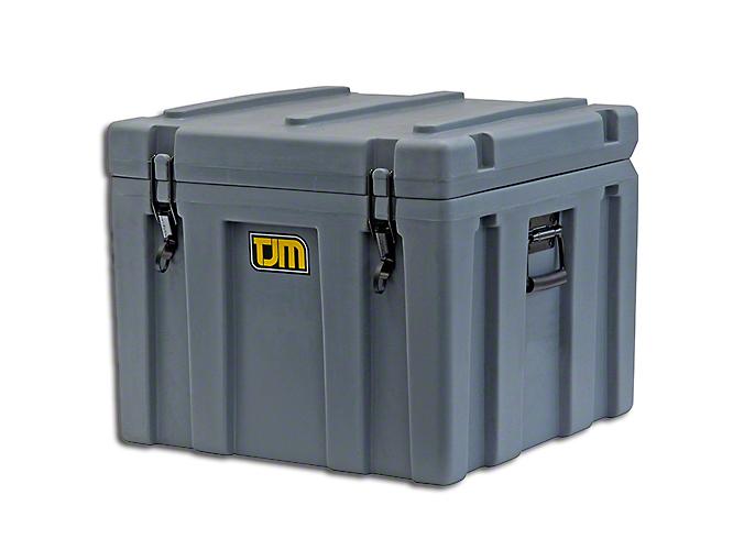 TJM Spacecase Storage Container - 21.5x21.5x17.5 in. (99-18 Silverado 1500)