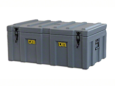 TJM Spacecase Storage Container - 35.5x21.5x15.5 in. (99-18 Silverado 1500)