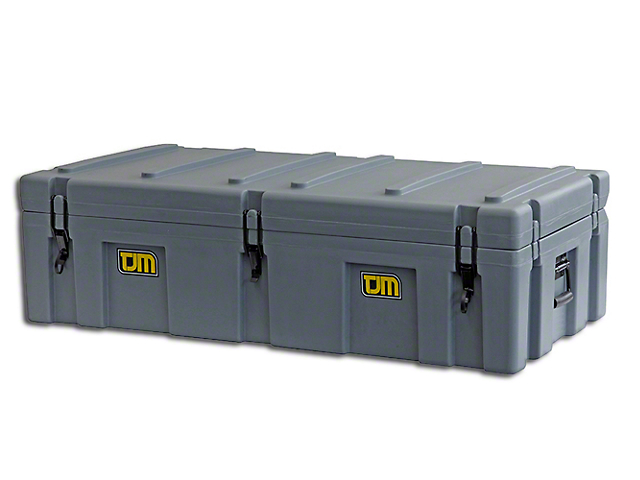TJM Spacecase Storage Container - 43.25x21.5x12 in. (99-18 Silverado 1500)