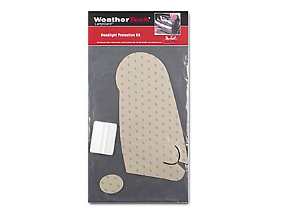Weathertech LampGard Headlight Protection (16-18 Silverado 1500)