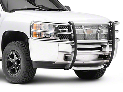 Westin HDX Grille Guard - Stainless Steel (07-13 Silverado 1500)