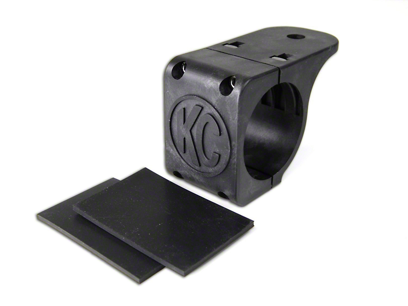 KC HiLiTES Light Mounting Clamp for 2.75-3 in. Tube