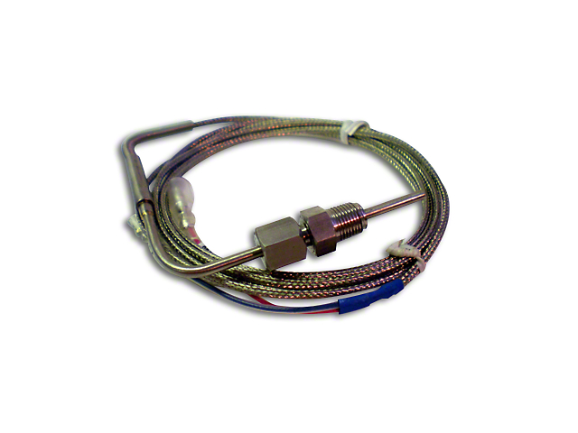 Prosport Dual Color EGT Premium Boost Gauge - Amber/White (99-19 Silverado 1500)
