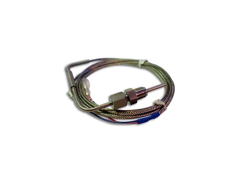 Prosport Dual Color EGT Premium Metric Boost Gauge - Amber/White (99-19 Silverado 1500)