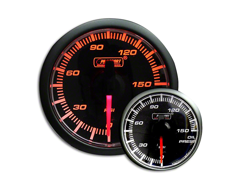 Prosport 0-150 PSI Oil Pressure Gauge (99-19 Silverado 1500)