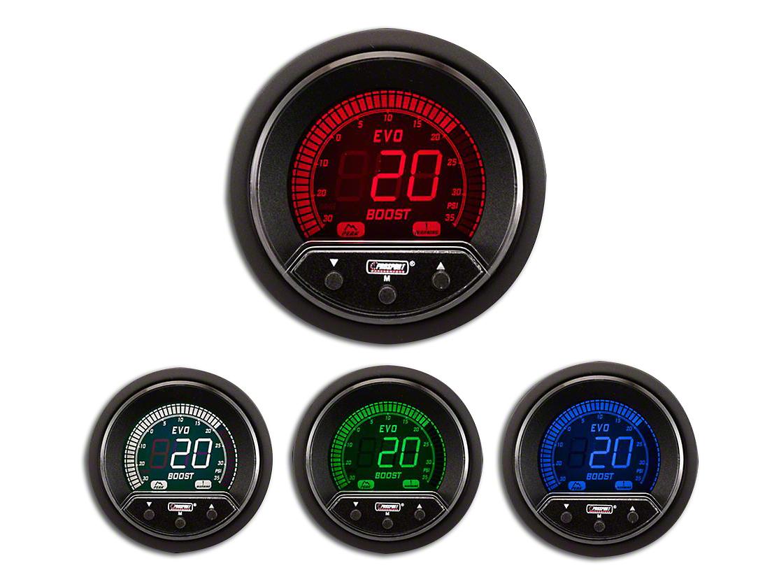 Prosport Premium Evo Boost Gauge - Electrical (99-18 Silverado 1500)