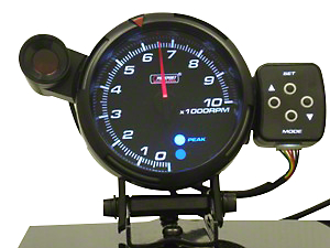 Prosport Tri-Color Tachometer - 80mm (07-18 Silverado 1500)