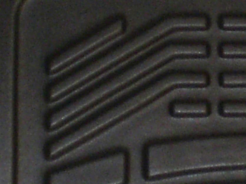 Wade Sure-Fit Front Floor Liners - Black (14-18 Silverado 1500)