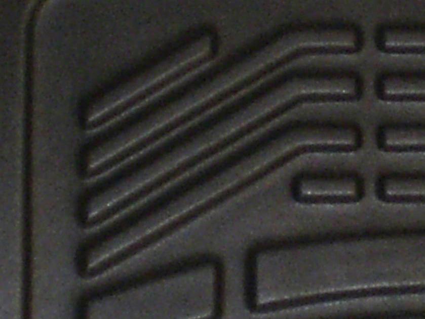 Wade Sure-Fit Front Floor Liners - Black (07-13 Silverado 1500)