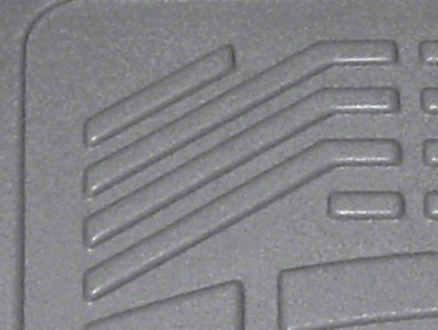 Wade Sure-Fit Front Floor Liners - Gray (07-13 Silverado 1500)
