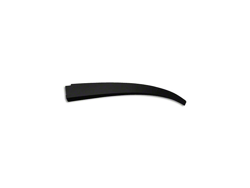 ZRoadz 40 in. Curved LED Light Bar Noise Cancelling Wind Diffuser