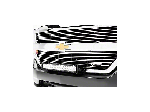Zroadz silverado 30 in led light bar w front bumper mounting zroadz 30 in led light bar w front bumper mounting brackets 16 18 silverado 1500 aloadofball Images