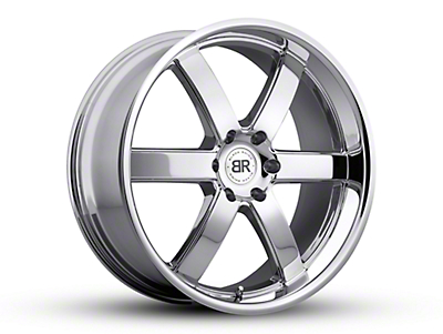 Black Rhino Pondora Chrome 6-Lug Wheel - 20x8.5 (99-18 Silverado 1500)