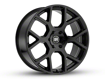 Black Rhino Tembe Gloss Black 6-Lug Wheel - 20x9 (99-18 Silverado 1500)