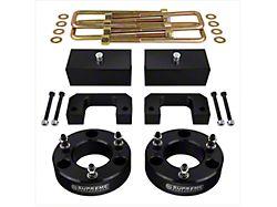 Supreme Suspensions 3.5 in. Front / 3 in. Rear Pro Lift Kit (07-18 Silverado 1500)