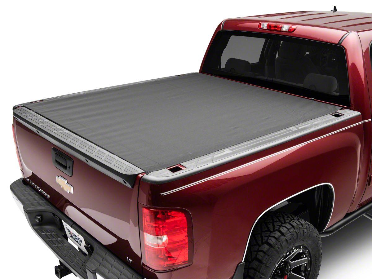 Truxedo Silverado Pro X15 Roll Up Tonneau Cover S106756 07 13