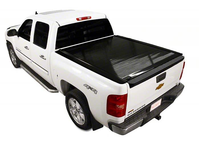 Retrax PowertraxONE Tonneau Cover (14-18 Silverado 1500 w/ Short or Standard Box)