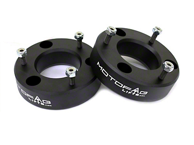 MotoFab 2.5 in. Front Leveling Kit (07-18 Silverado 1500)