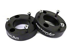 MotoFab 2.5 Inch Front Leveling Kit (07-20 Silverado 1500, Excluding Trail Boss)