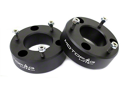 MotoFab 3 in. Front Leveling Kit (07-18 Silverado 1500)
