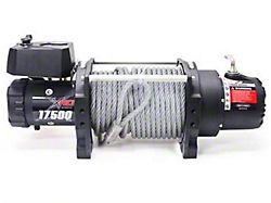 Smittybilt XRC Gen2 17,500 lb. Winch (Universal; Some Adaptation May Be Required)