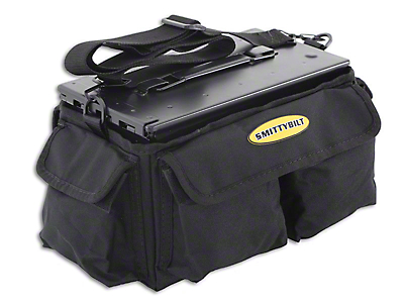 Smittybilt Ammo Can w/ Bag (99-18 Silverado 1500)